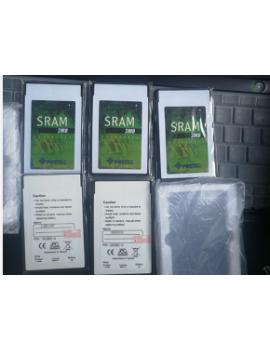 2MB SRAM PCMCIA memory Card 8-Bit P/N S65002-E-8