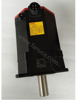 Used FANUC Servo Motor A06B-0087-B403 In Good Condition