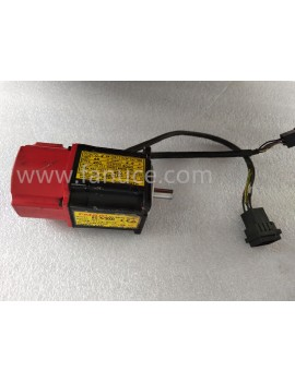 Used FANUC AC SERVO MOTOR A06B-0113-B075