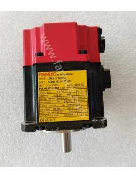 Used Fanuc A06B-0114-B103 Servo Motor In Good Condition