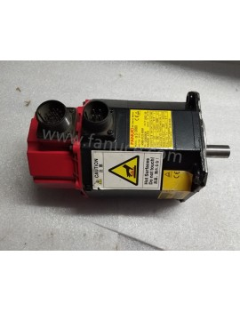 Used A06B-0123-B588 FANUC  SERVO MOTOR In Stock
