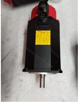 Used Fanuc A06B-0127-B577#7038 A06B-0127-B577 Servo Motor In Good Condition