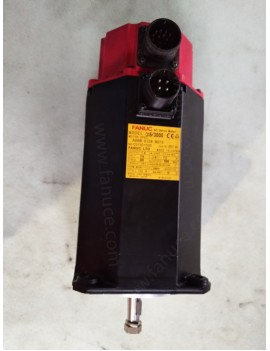 Used Fanuc A06B-0128-B075 Servo Motor In Good Condition
