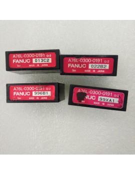 Used Fanuc A76-0300-0191 G2 Module