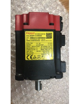 Used Fanuc A06B-0114-B855#0048 Servo motor In Good Condition In stock