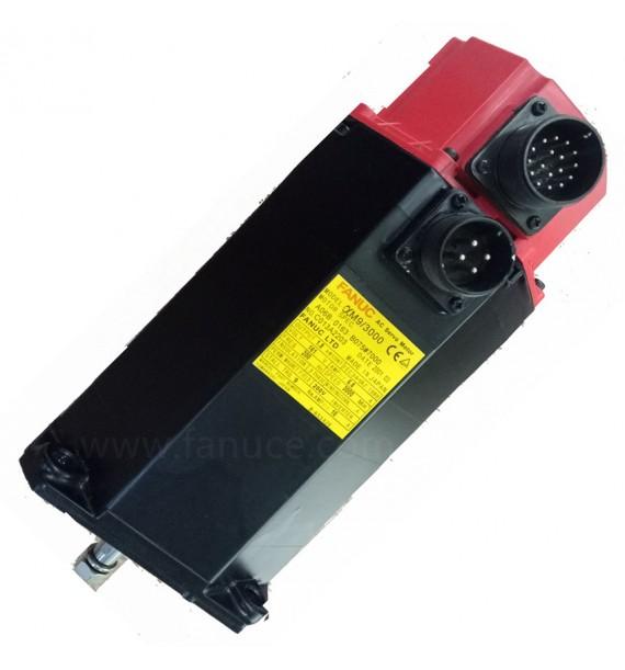 Used Fanuc A06B-0163-B075#7000 A06B-0163-B075 Servo Motor In