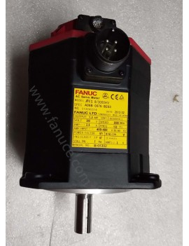 Used Fanuc A06B-0076-B203 Servo Motor In Good Condition