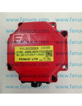 High Quality Used Fanuc A860-2070-T321 Pluse coder In Good Condition In Stock