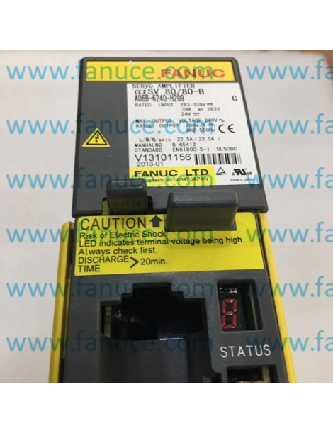 Used FANUC A06B-6024-H209 Servo Amplifier In Stock