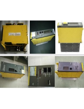 Used Fanuc A06B-6066-H011 Servo Drive In Good Condition