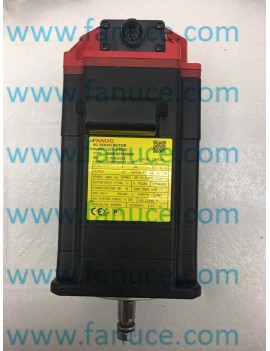 USED Fanuc A06B-0215-B000 servo motor In Good Condition
