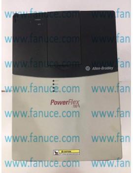 Allen Braley 20BC037 Power Flex converter AC drive  400vac input