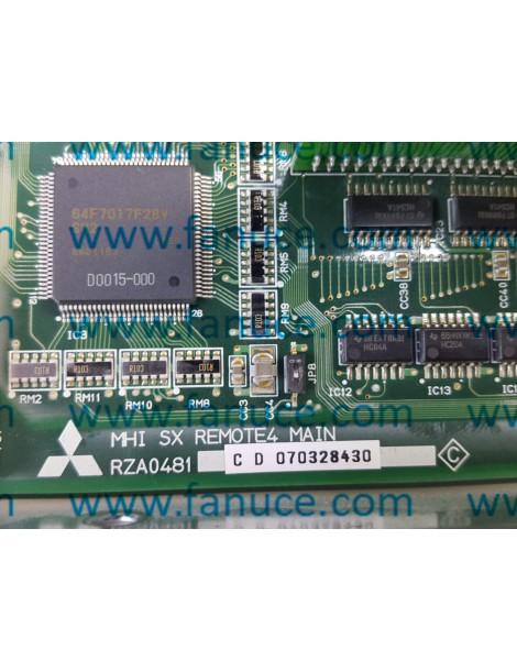 MHI SX REMOTE4MAIN RZA 0481